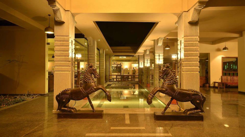 Heritage Resort Hampi Hampi 2. Entrance 5