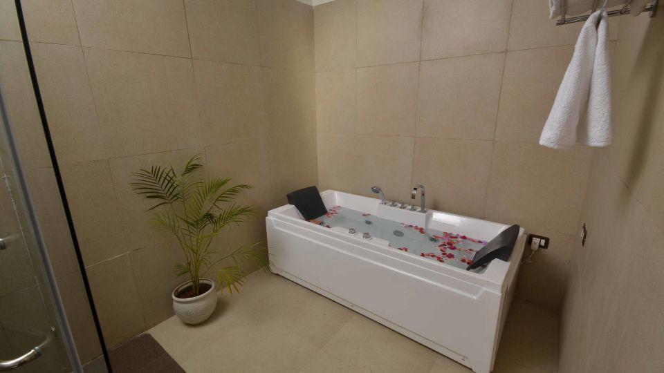 Heritage Resort Hampi Hampi 7. Jacuzzi Villa
