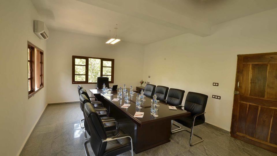 Heritage Resort Hampi Hampi Board Room at Heritage Resort Hampi0