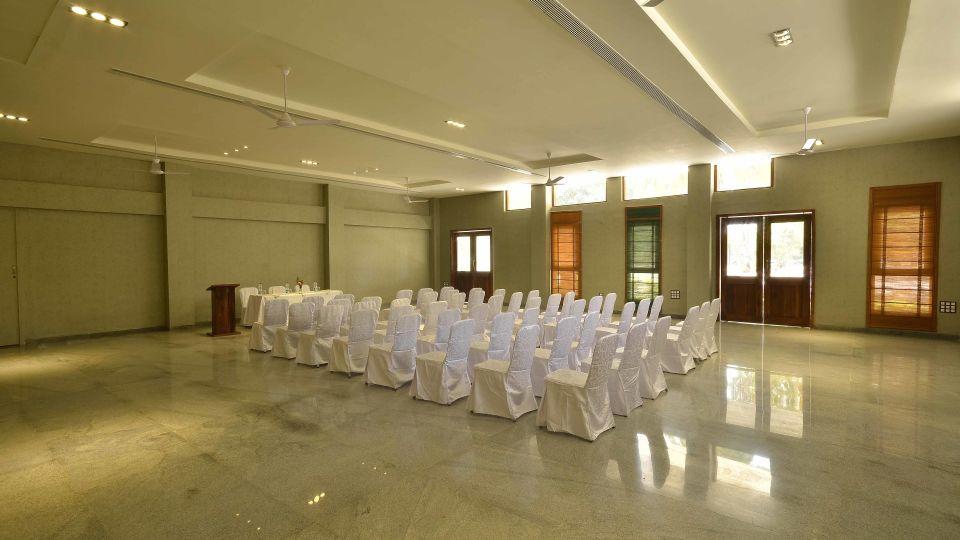 Heritage Resort Hampi Hampi Conference Hall at Heritage Resort Hampi7