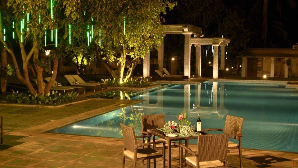 Heritage Resort Hampi Hampi Swimming Pool at Heritage Resort Hampi1