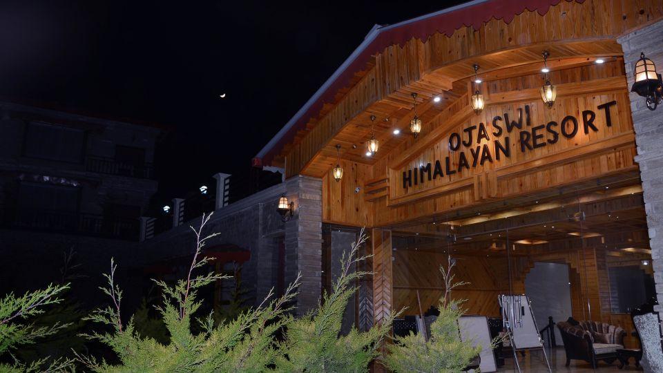 Ojaswi Himalayan Resort, Mukteshwar Nainital Exterior View Ojaswi Himalayan Resort Mukteshwar 11