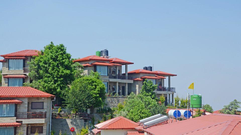 Ojaswi Himalayan Resort, Mukteshwar Nainital Exterior View Ojaswi Himalayan Resort Mukteshwar 5
