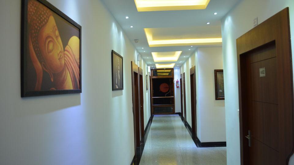 The Golden Crest Hotel Gangtok Gangtok DSC 1712