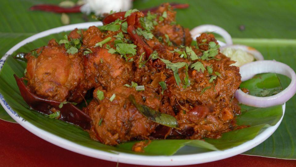 Amaravati Chicken Dry