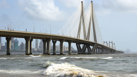 Bandra Worli Seal Link