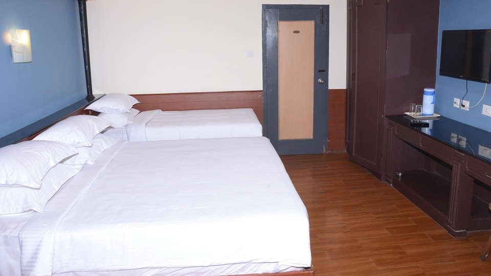 Jayaraj Residency, Kodaikanal  Standard Room Jayaraj Residency kodaikanal 2