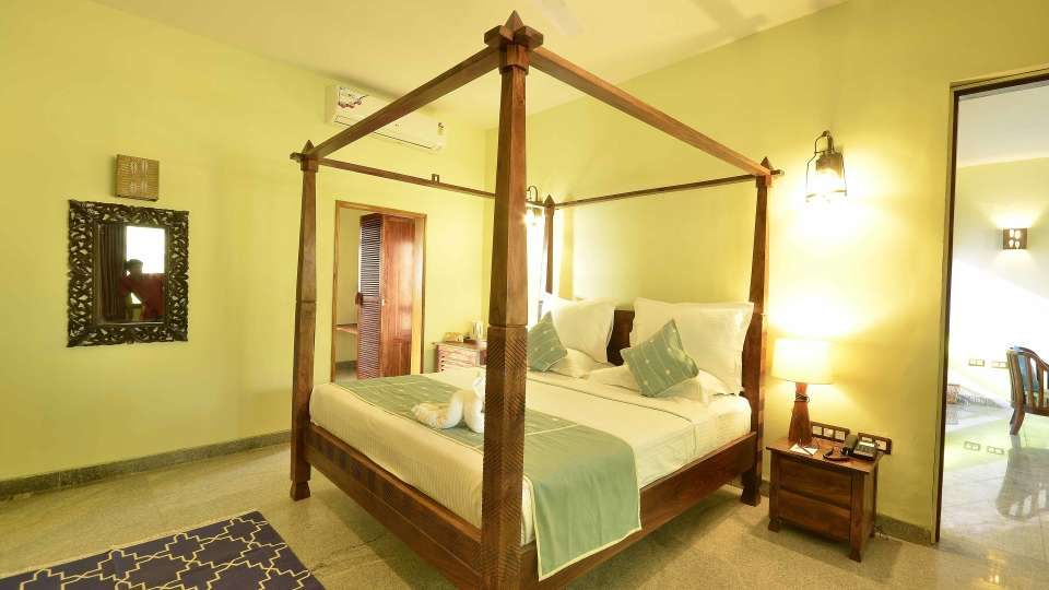 Heritage Resort Hampi Hampi Rooms at Heritage Resort Hampi15
