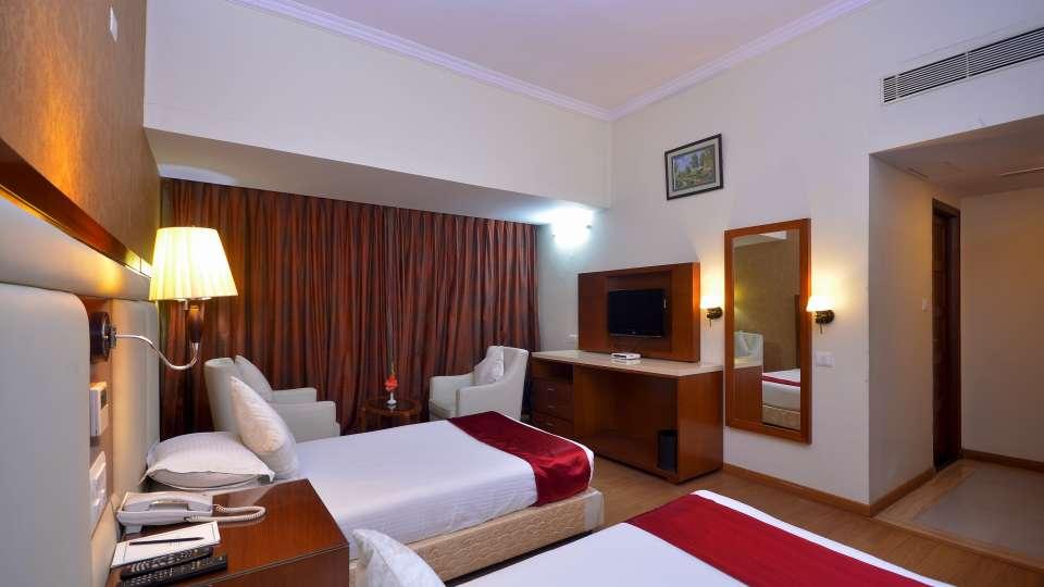 Hotel Paraag, Rajbhavan Road, Bangalore Bengaluru Deluxe Hotel Paraag Rajbhavan Road Bangalore 2