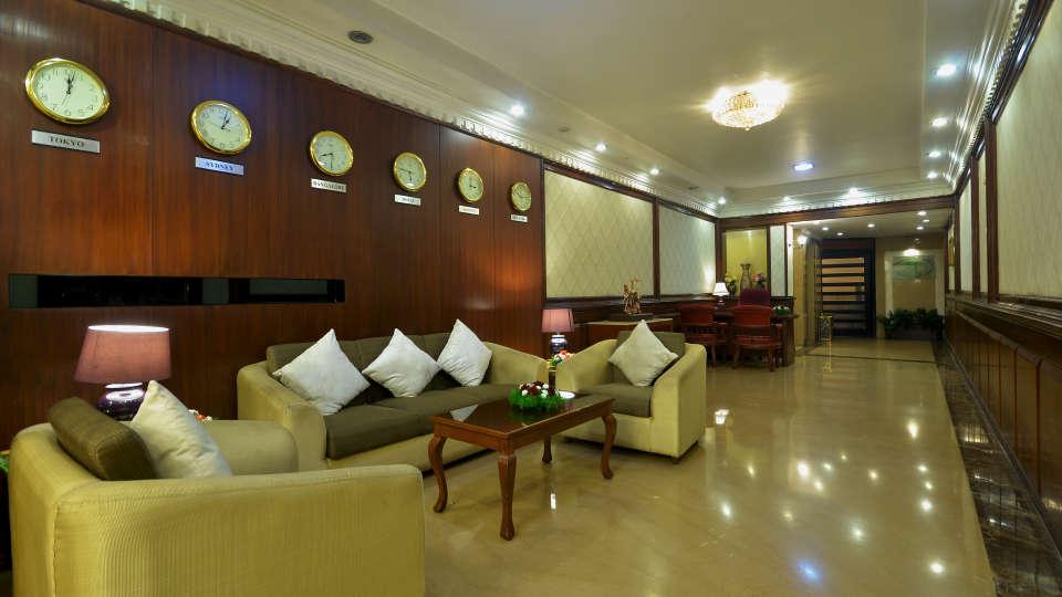 Hotel Paraag, Rajbhavan Road, Bangalore Bengaluru Reception 4 Hotel Paraag Rajbhavan Road Bangalore