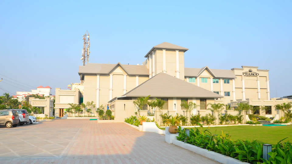 Pramod Convention and Beach Resort Puri- Leisure resort in Puri