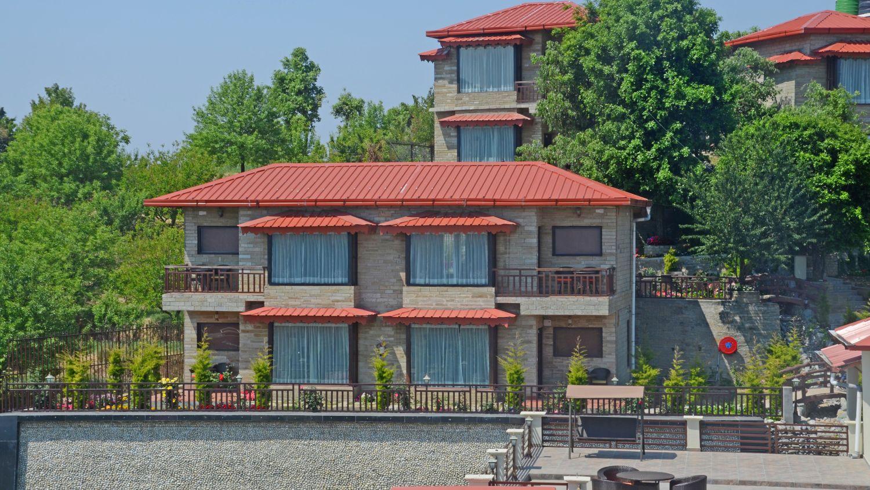 Ojaswi Himalayan Resort, Mukteshwar Nainital Exterior View Ojaswi Himalayan Resort Mukteshwar 6