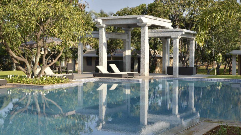 Heritage Resort Hampi Hampi Swimming Pool at Heritage Resort Hampi24