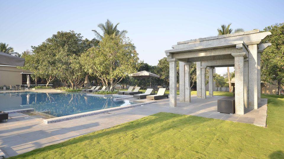 Heritage Resort Hampi Hampi Swimming Pool at Heritage Resort Hampi8