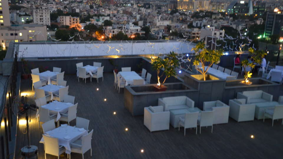 Sora Restaurant at Hotel Clarks Amer Jaipur - Best Hotels in Jaipur