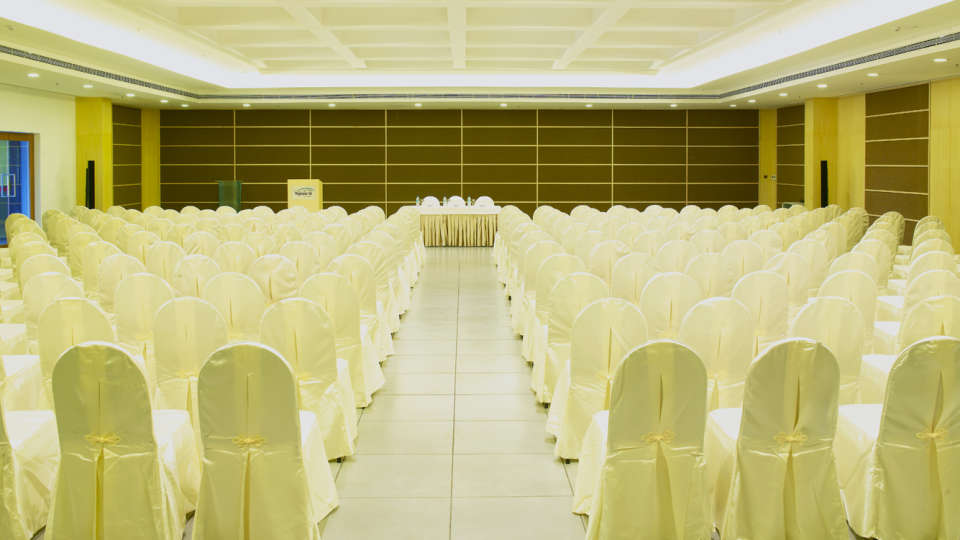 Banyan Banquet Hall at Wonderla Resort Bangalore