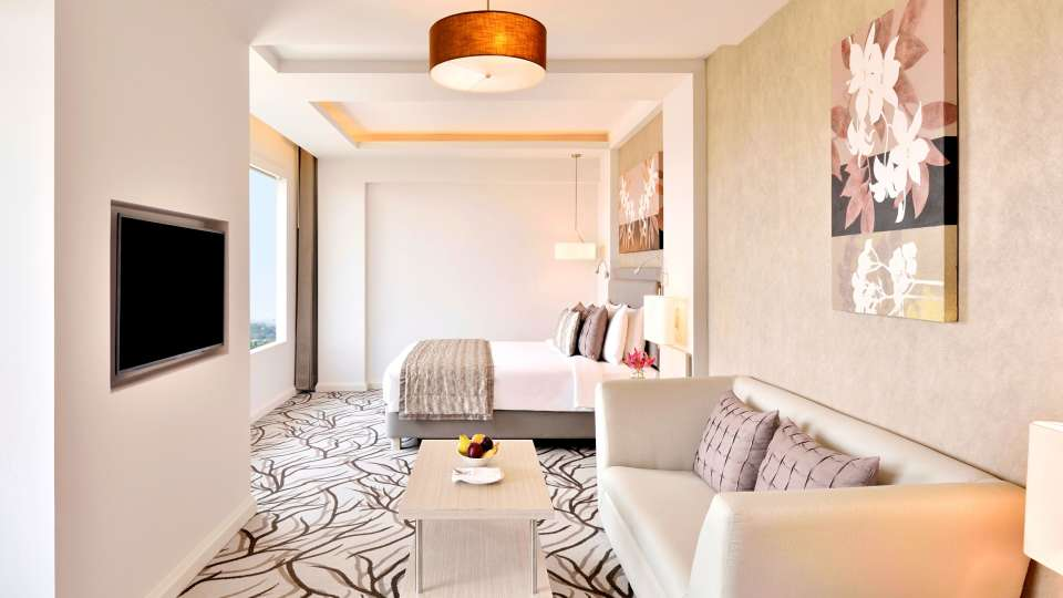 Junior Suite at Radisson Blu - Bengaluru Outer Ring Road 1