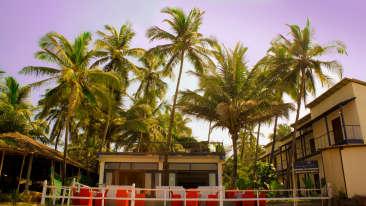 Rococco Ashvem Resort, Mandrem, Goa Goa Restaurant Rococco Ashvem Resort Mandrem Goa