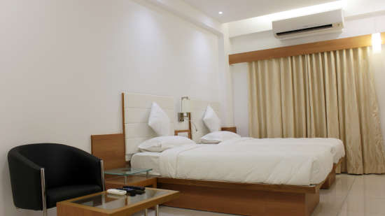Ashray Inn Hotel in Ahmedabad Executive Rooms 1