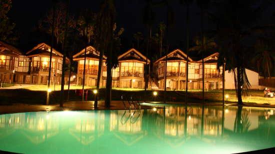 Pool Facing Rooms at Infinity Resorts Kaziranga, Resort facilities in Kaziranga 3