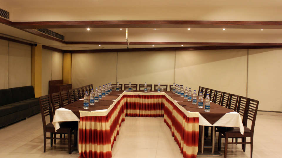 Ashray Inn Hotel in Ahmedabad Conference Hall 1