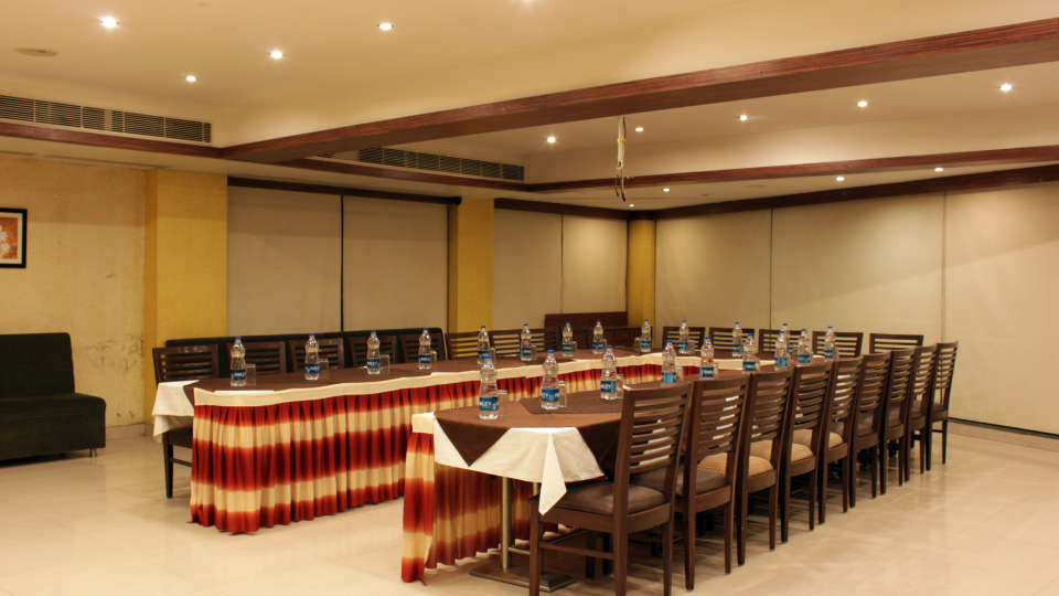 Ashray Inn Hotel in Ahmedabad Conference Hall 2