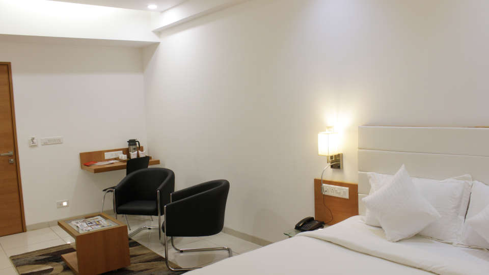 Ashray Inn Hotel in Ahmedabad Deluxe Rooms 3
