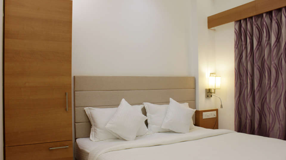 Ashray Inn Hotel in Ahmedabad Standard Rooms 4