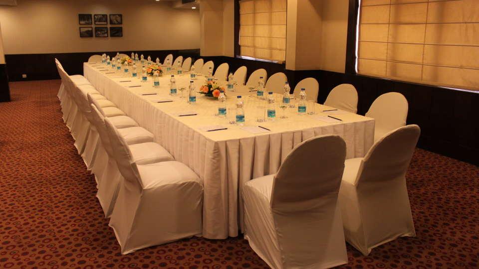 Meeting Room Park Plaza Ludhiana
