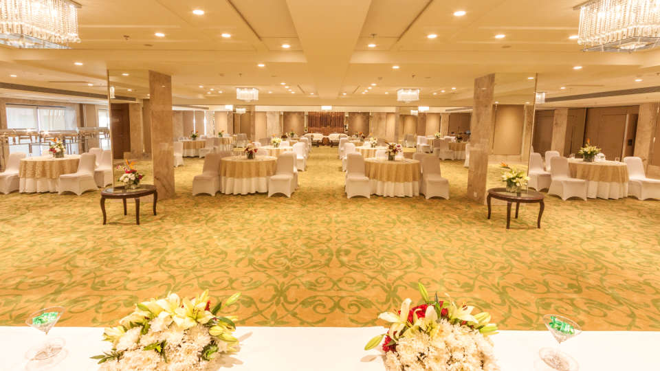Banquets The Muse Sarovar Portico Kapashera New Delhi 4