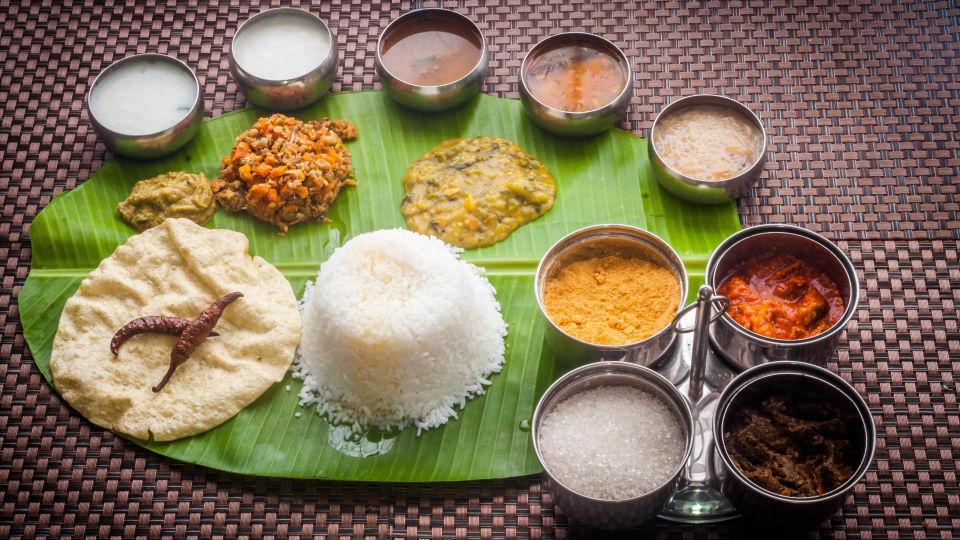 Andhra Veg Carrier Meal