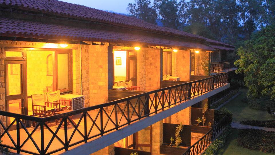 River Facing Block Rooms at Infinity Resorts Corbett, Rooms in Uttarakhand 1