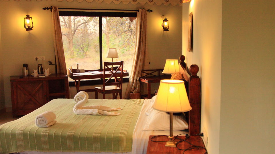 Luxury Cottage in Infinity Resorts Kanha, Cottages in Kanha 8