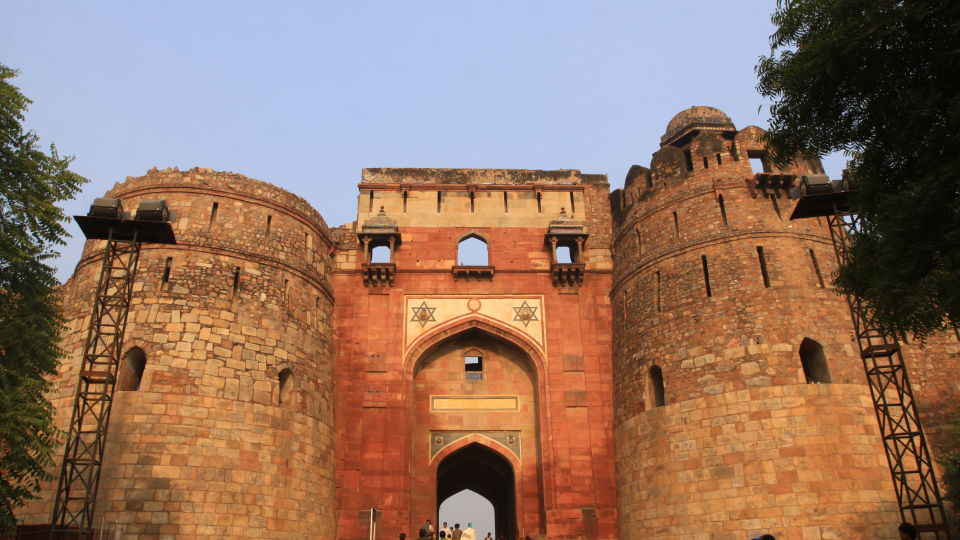 Old Fort The Muse Sarovar Portico Nehru Place New-Delhi