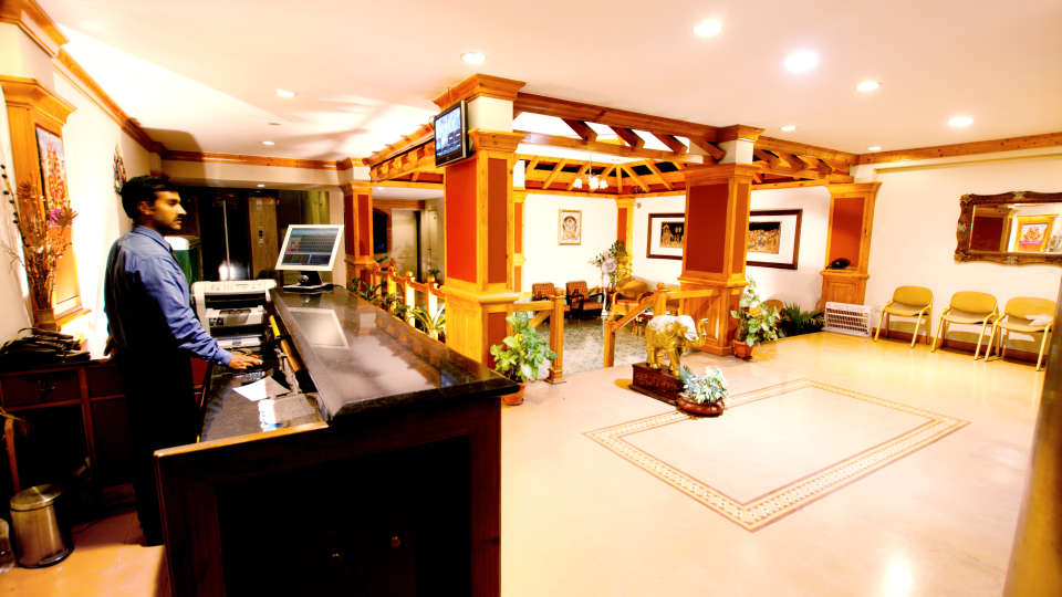 Hotel Royale Heritage, Mysore Mysore Reception Hotel Royale Heritage Mysore