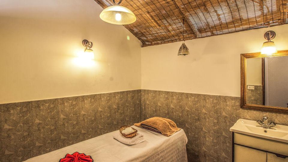 Spa at LaRisa Beach Resort in Goa