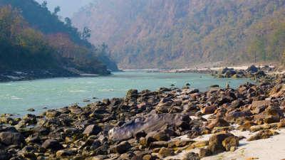Amrit Kashi near The Glasshouse on The Ganges - 21st Century Rishikesh, Spa in Rishikesh