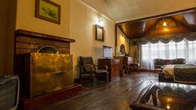 Central Heritage Resort & Spa, Darjeeling Darjeeling Heritage Club Room Central Heritage Resort and Spa Hotel in Darjeeling 6