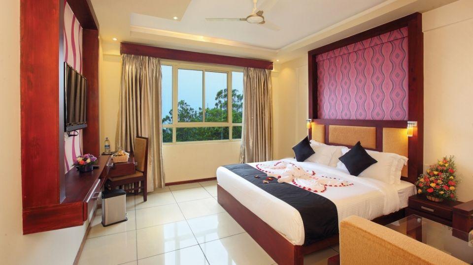 Deluxe Rooms, Gokulam Park Munnar, Rooms in Munnar