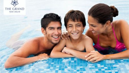 Family Vacation Offer  The Grand New Delhi  Vacations in New Delhi