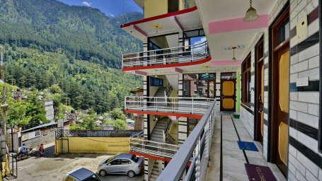 Hotel Vikrant Inn, Manali Manali EXTERIOR VIEW Hotel Vikrant Inn Manali 1