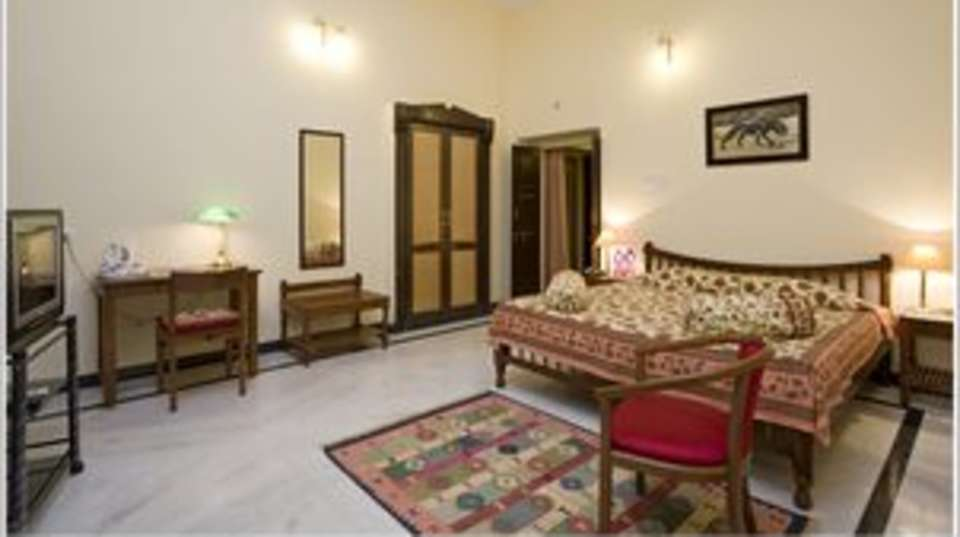 Deluxe room Devi Niketan Heritage Hotel Jaipur 2