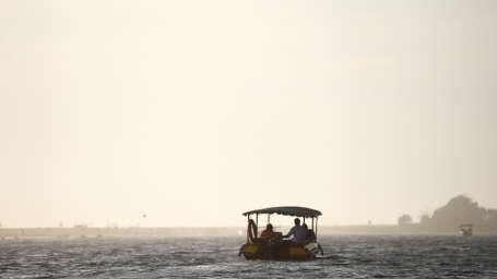 Backwaters Niraamaya Retreats Surya Samudra - A Kovalam Resort