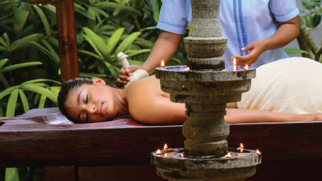 Body Purification And Detoxification Program Neeramaya Retreats Surya Samudra Kovalam Resort