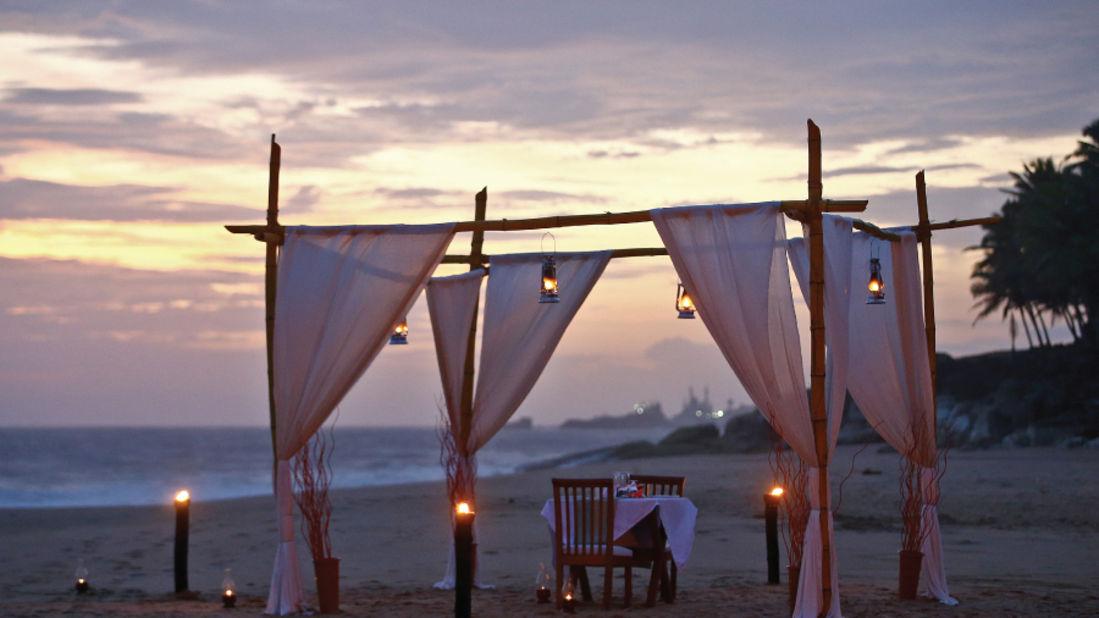 Dining by Design Niraamaya Surya Samudra Kovalam Resort