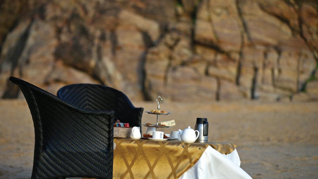 Tea By The Sea Niraamaya Surya Samudra Kovalam Resort