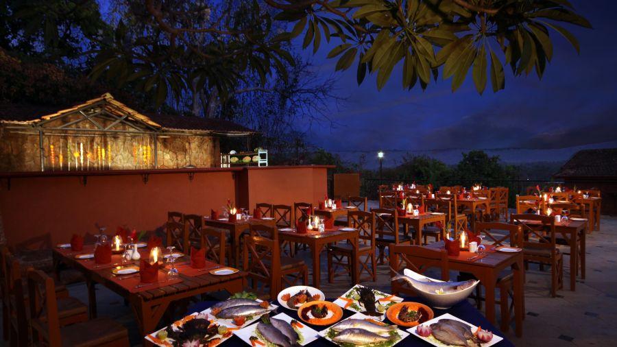 8. Sun Village Frangipani Restaurant