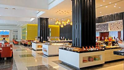 Melange Restaurant at Radisson Blu - Bengaluru Outer Ring Road