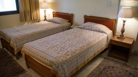 Standard Room Hotel meghniwas Jaipur Hotels near Jaipur Palace
