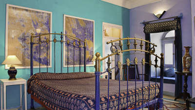 Neemrana Fort-Palace - 15th C, Delhi-Jaipur Highway Neemrana Chini Mahal Hotel Neemrana Fort Palace Neemrana Rajasthan 1